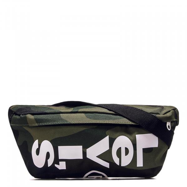 Hip Bag Banana Camouflage Olive Brown