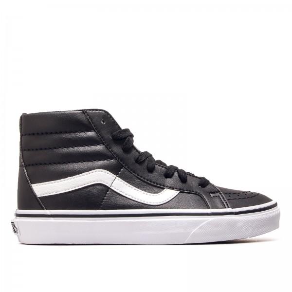 Vans Wmn Sk8 Hi Reissue Black White