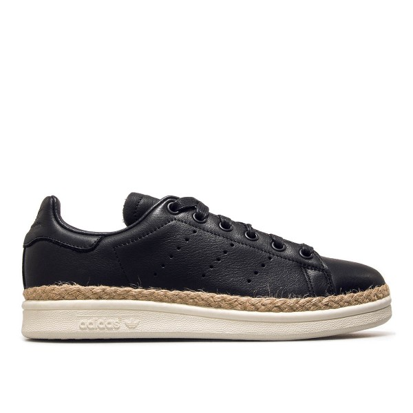 Adidas Wmn Stane Smith New Bold Black