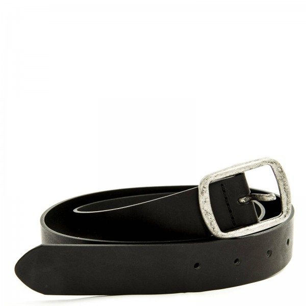 Only Belt Lth Beach Black