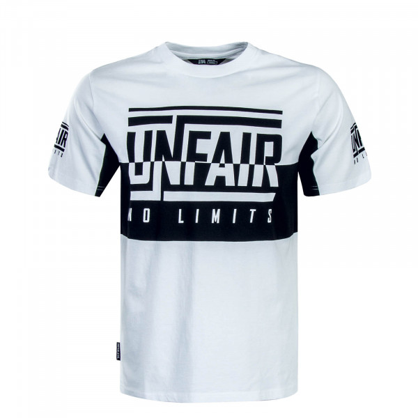 Unfair TS No Limits White Black