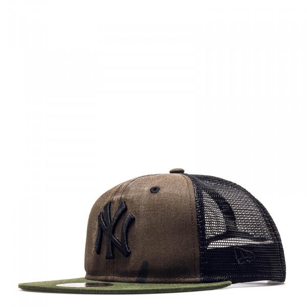 New Era Cap 9Fifty SNP NY Camo Green