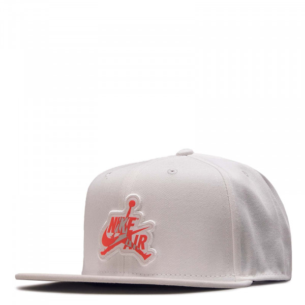 Cap Pro Classic Air White Red