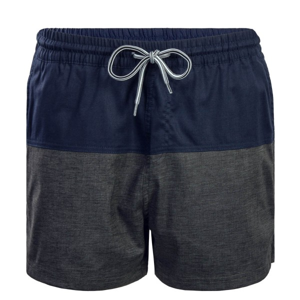 Clepto Boardshort Hemp Jam Dark Grey Nav