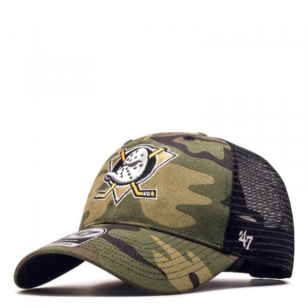 Cap Trucker Mighty Ducks Camouflage