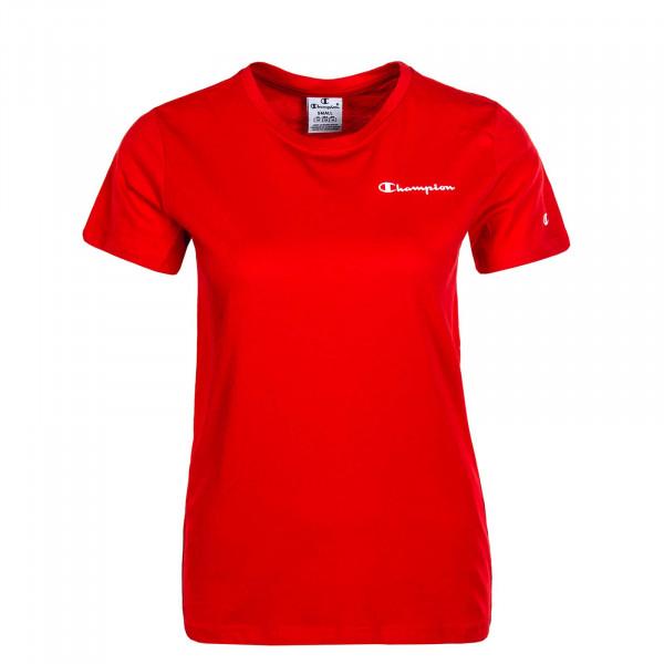 Damen T-Shirt 2605 Red