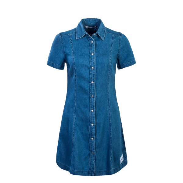 Jeanskleid Indigo Tencel Jeans Blue