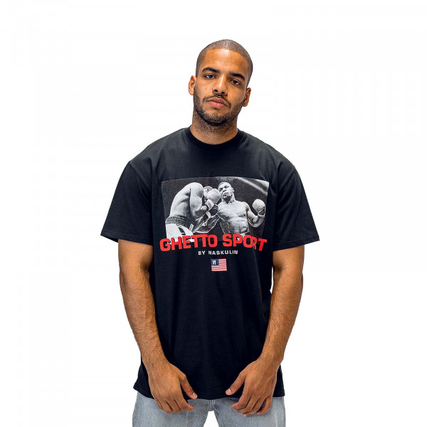 Herren T-Shirt Heavyweight Champ of the 90s Shirt