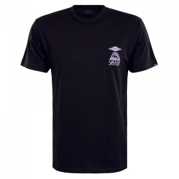Herren T-Shirt - Area 66 - Black