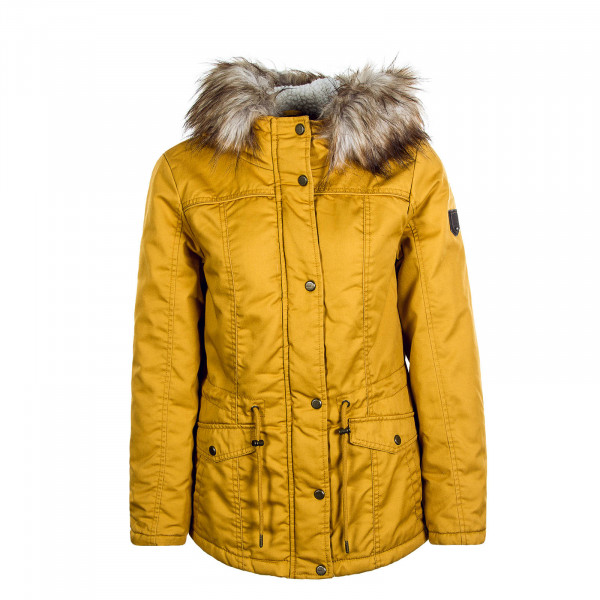 Damen Canvas Parka Katie Chai Tea