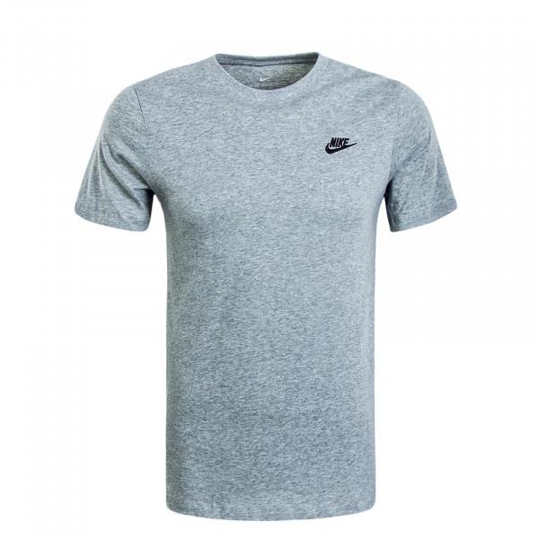 Herren T-Shirt NSW Club Grey