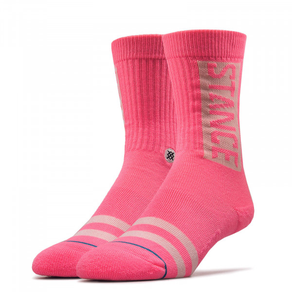 Socken Foundation OG Pink