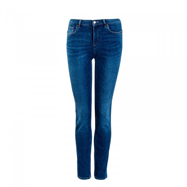 Damen Hose Shape Eva Medium Blue