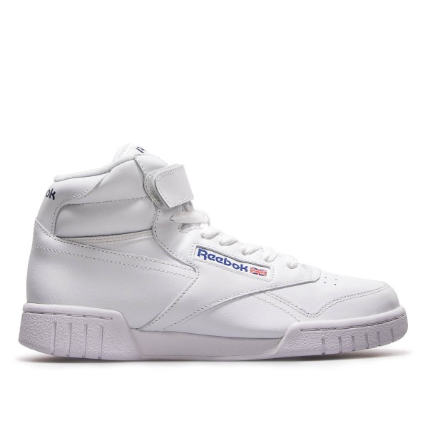 Reebok U Ex O Fit Hi White