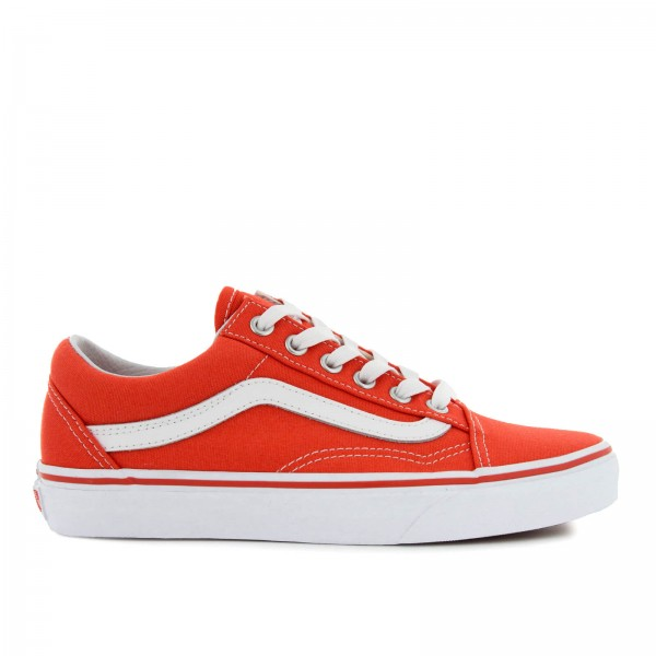 Vans Old Skool Canvas Cherry Tomato