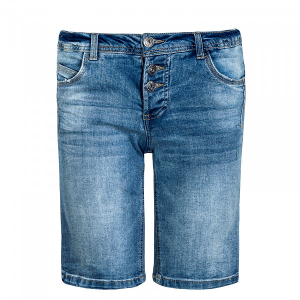 Damen Short 61506AZM Mid Blue