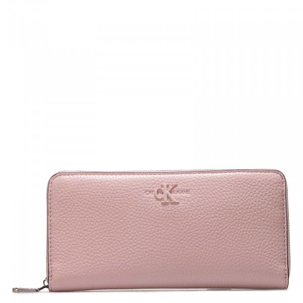 Portemonnaie Zip Around 7237 Crystal Pink