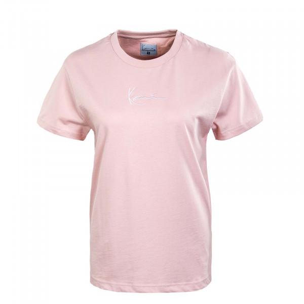Damen T-Shirt - KK Small Signature - Tee Rose