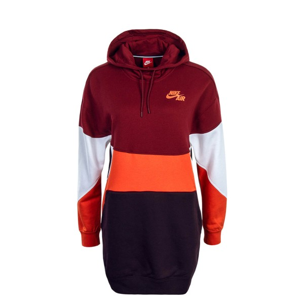Nike Wmn Hoody NSW Bordo Red