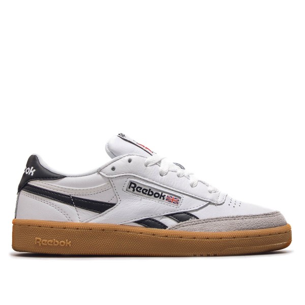 Reebok U Revenge Plus Gum White Black