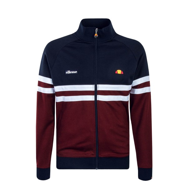Ellesse Trainingjkt Rimini Navy Bordo
