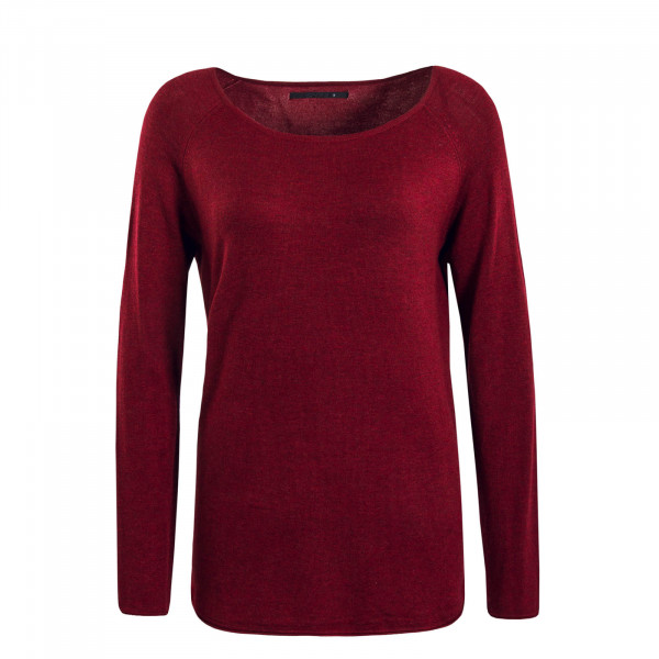 Damen Pullover Mila Lacy Sun Dried Tomato Red