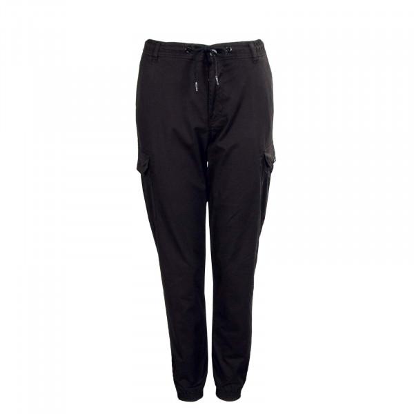 Damen Hose - LW Cargo - Black