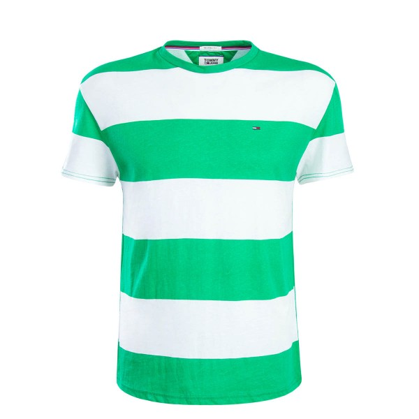 Tommy TS TJM Race Stripe White Green