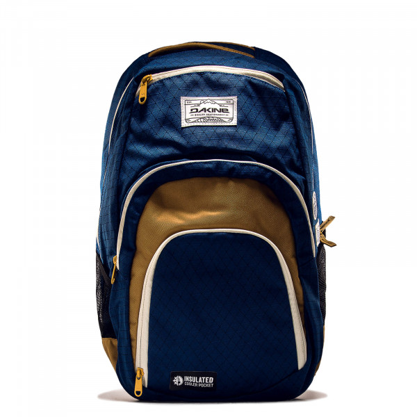 Backpack Campus Scout Navy Brown
