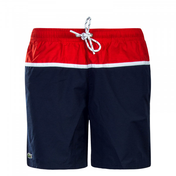 Lacoste Boardshort MH5531 Navy Red