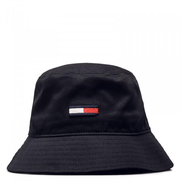 Unisex Hut - Flag Bucket - Black