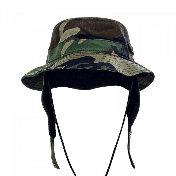 Hat Adventure Dogear Camouflage