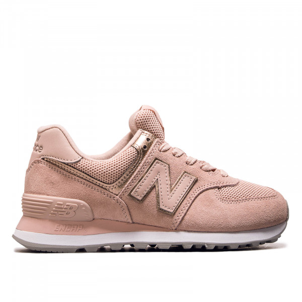 Damen Sneaker WL 574 MEC Rosé Bronze