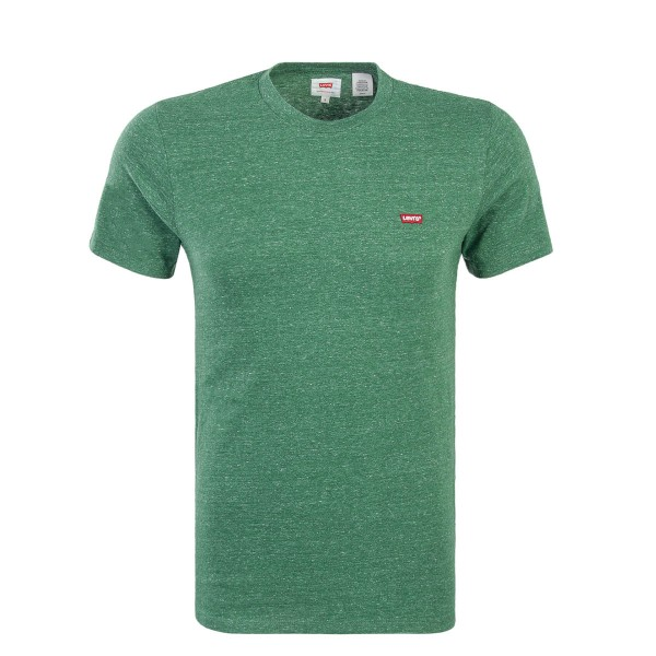 Levis TS Original Triblend Green Mel