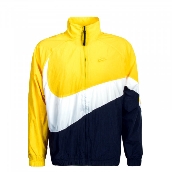 Herren Jacke NSW 3132 Yellow White Navy