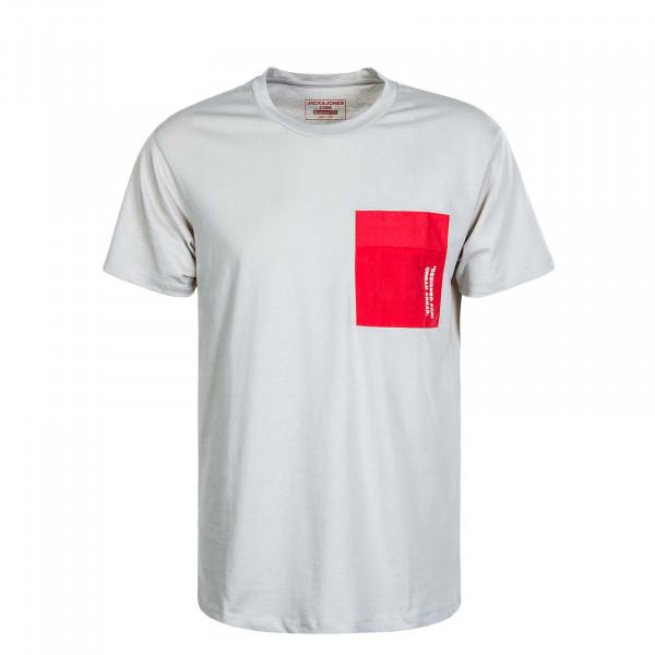 Herren T-Shirt Awake Tee SS Crew Antartica