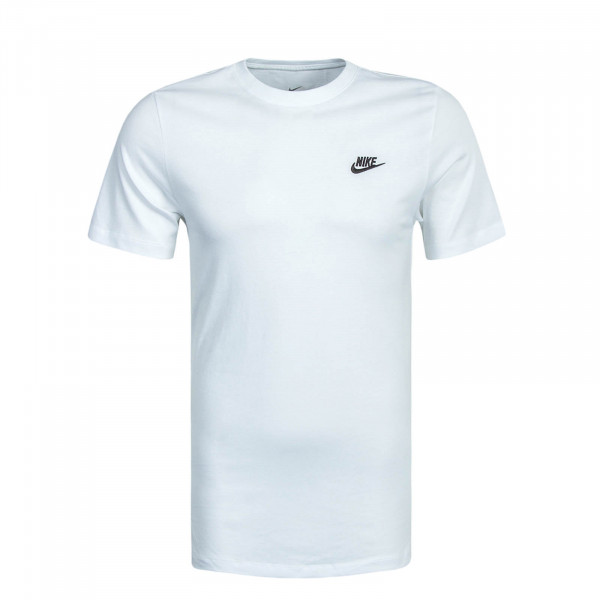 Herren T-Shirt NSW Club White