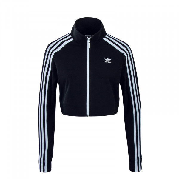 Adidas Wmn Trainingjkt Track Black White