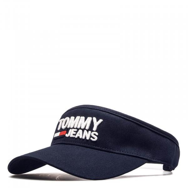 Tommy Visor TJW Logo Navy