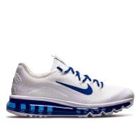 Nike Air Max More White Blue