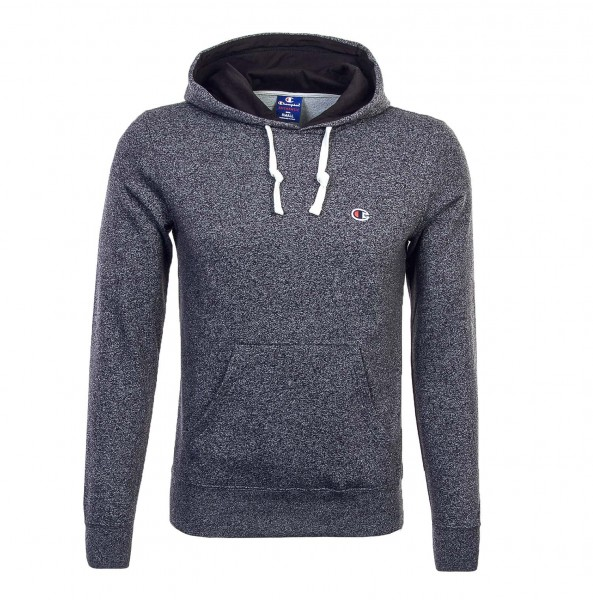Champion Hoody 210651 Black Melange