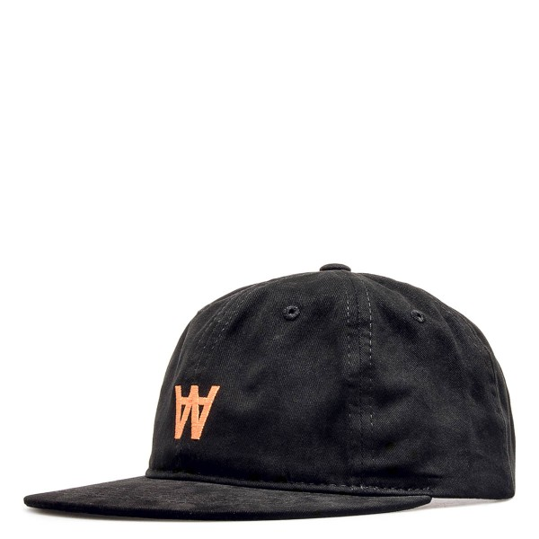 WoodWood Cap Baseball Black