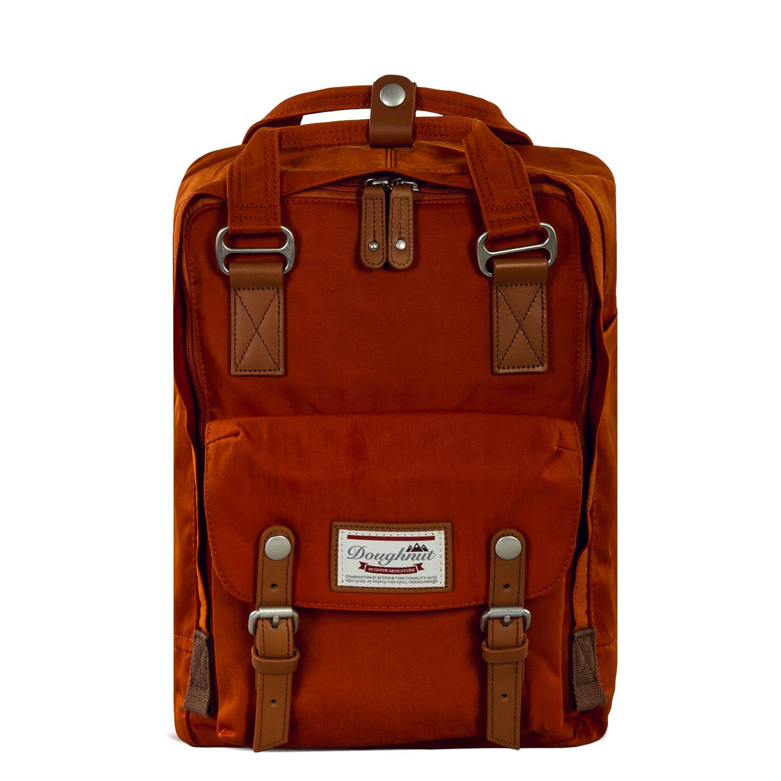 Doughnut Backpack Macaroon Rust
