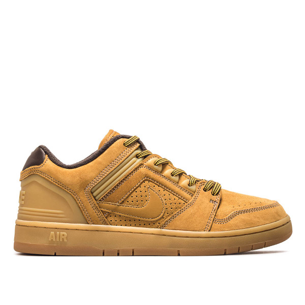 competitive price 1945d 06a3a Nike SB Air Force II LOW PRM Brown
