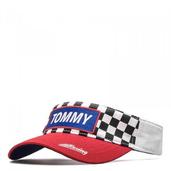 Tommy Visor TJW Racing Red White