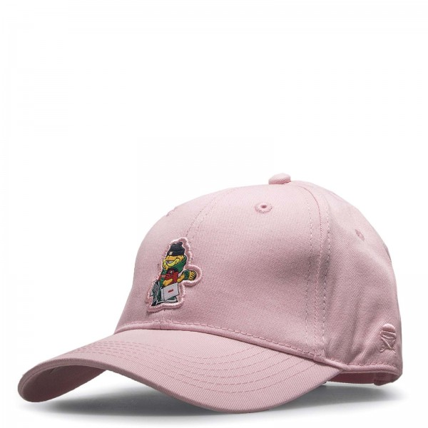 C&S Cap Hyped Garfield Curve Pink