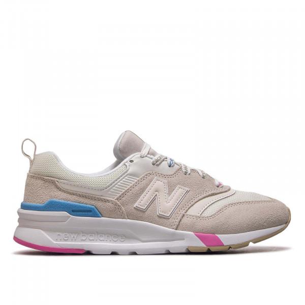 Damen Sneaker CW997HKA Off White Grey