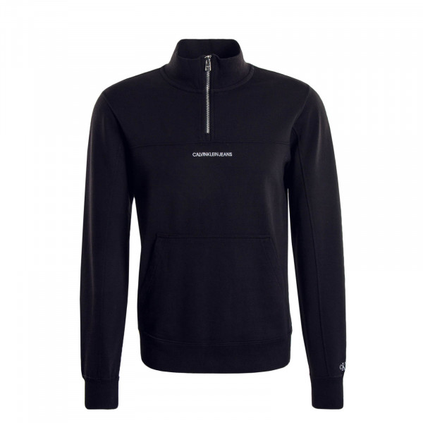 Herren Sweatshirt 5001 Instit Chest Logo Black