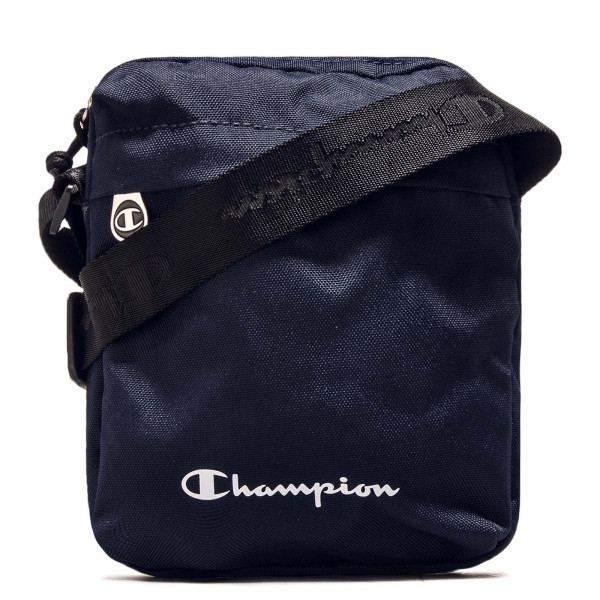 Champion Bag Small Shoulder Navy White