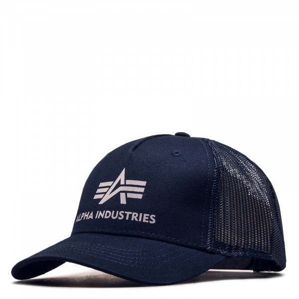 Trucker Cap Basic Rep Blue